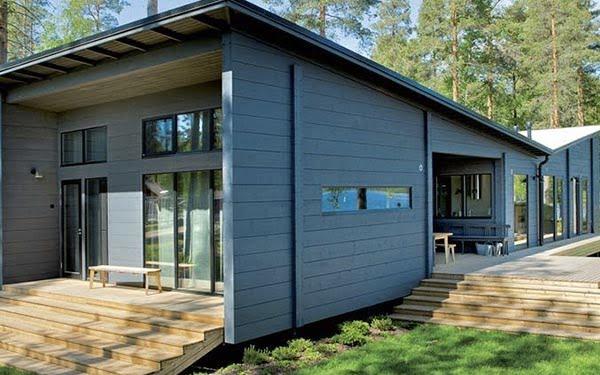 maison design et ecologique