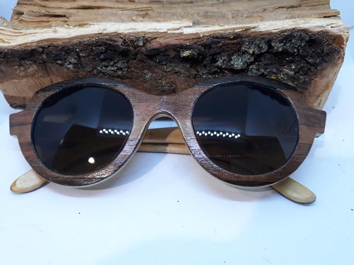 Lunettes en bois érable