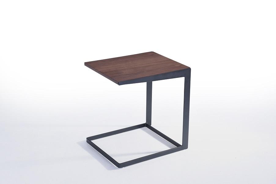 Petite table basse bois design