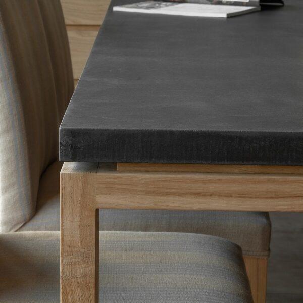 Table bois contemporaine