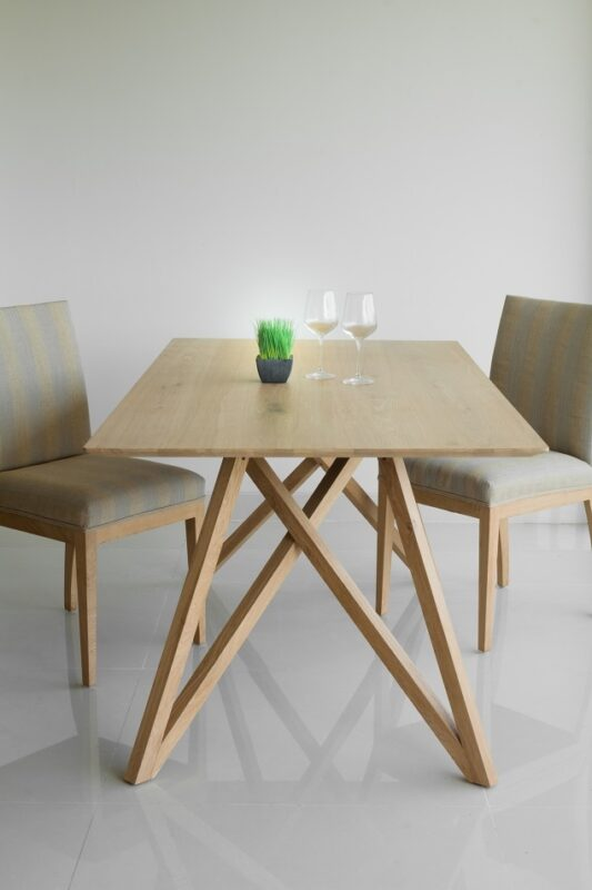 Table bois design