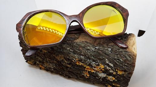 lunettes de soleil en bois elisabeth