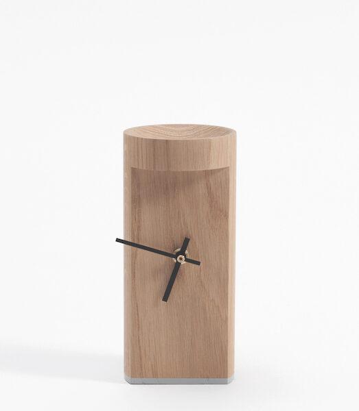 Horloge à poser bois