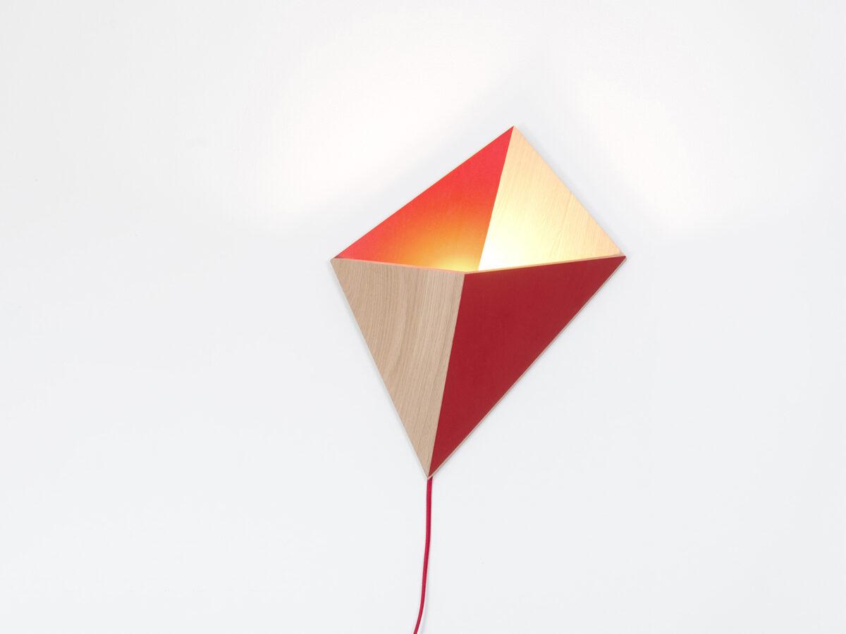 lampe cerf-volant