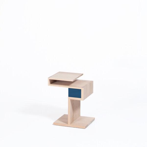 Table de chevet bois