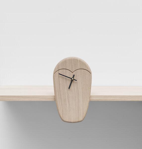 Petite horloge bois