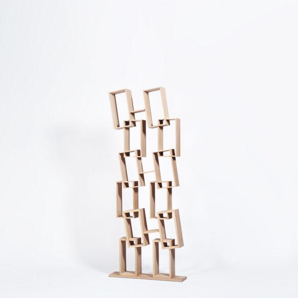 Bibliothèque bois - OKA 2