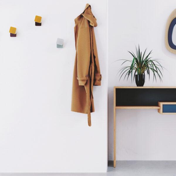porte manteau bois